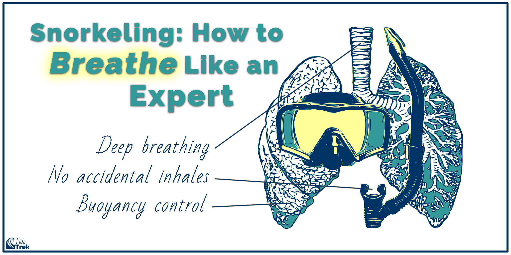 Snorkeling: How to Breathe Like an Expert